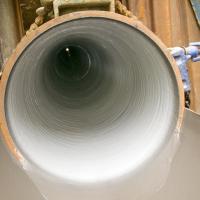 Metoda SS-SYSTEM - Ochrana vnitřního porušeného potrubí semistrukturálním nástřikem