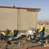 KAWO VERTICAL - Opravy dešťových svodů a svislých trubních vedení