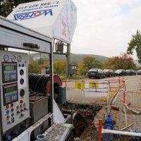 Metoda M-SYSTEM - ochrana vnitřního povrchu vodovodního potrubí epoxidovým nástřikem