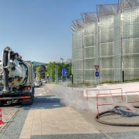 Nový čistící vůz Aquatech
