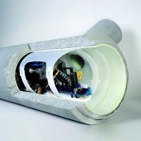 Nový robot pro lokalní opravy potrubí KA-TE