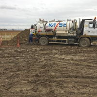 Sanace přivaděče surové vody Hulín - Kroměříž DN 309 metodou P-Systém